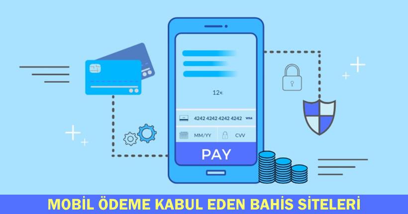 Mobil ödeme bahis siteleri 2021
