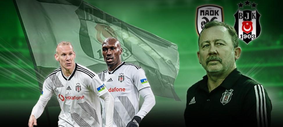Paok - Beşiktaş maçına 150 TL Bedava bahis Bets10 da